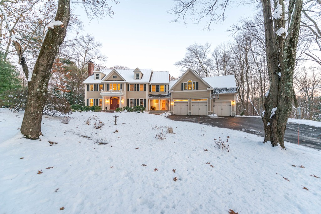 18 Pine Street Weston MA 02493 In Middlesex County MLS