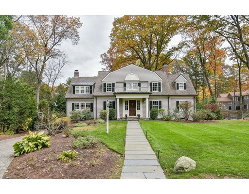 18 Ordway Road, Wellesley, MA