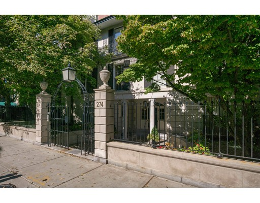 274 Beacon, Boston, MA 02116