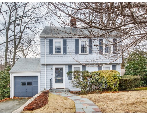 159 Payson Road, Brookline, MA