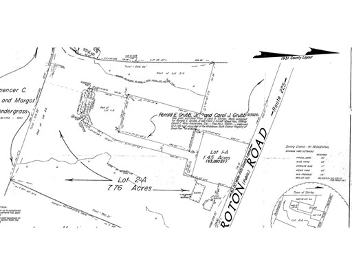 Lot 1A Groton, Shirley, MA