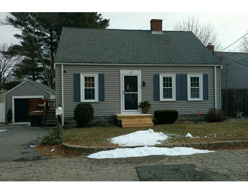 45 Hall St, Brockton, MA