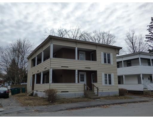 197 Pratt Street, Fitchburg, MA 01420