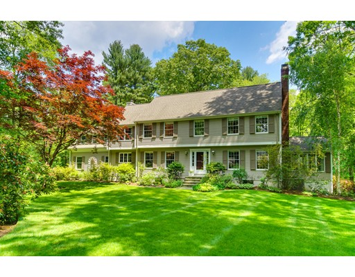 179 Winding River Road, Wellesley, MA