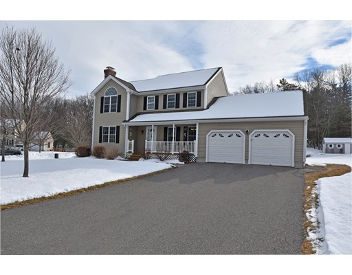 3 Spindletop Drive, Leominster, MA