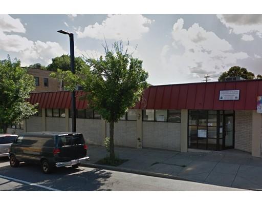 1421 Blue Hill Avenue, Boston, MA 02126