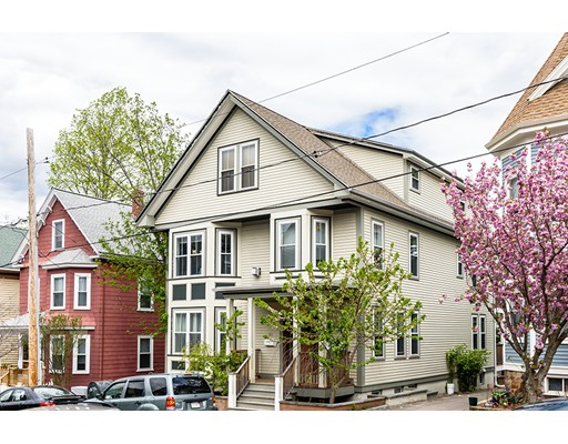 58 Weld Hill Street, Unit 1, Boston, MA 02130