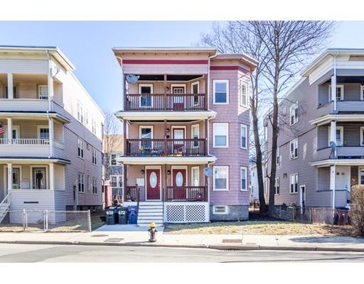 672 Adams Street, Boston, Ma 02122