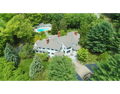 22 Warbler Springs Road, Lincoln, MA