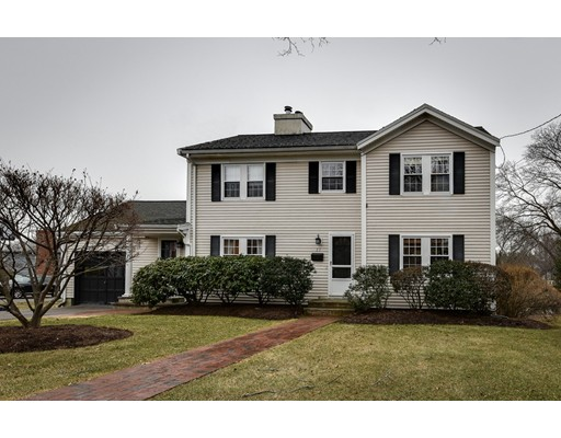 22 Thornton Road, Needham, MA