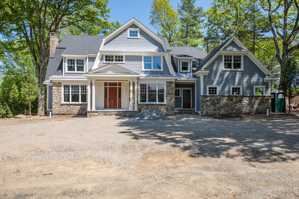 22 ORDWAY ROAD, WELLESLEY, MA 02481