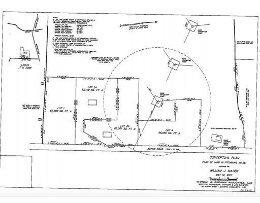 Lot B-18 Alpine Road Fitchburg MA 01420