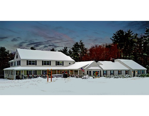 144 Huntington Road, Worthington, MA 01098
