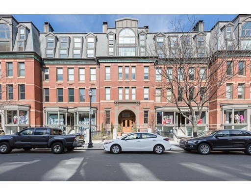 Condominium/Co-Op for sale in The Prince on Newbury, 309 Back Bay, Boston, Suffolk