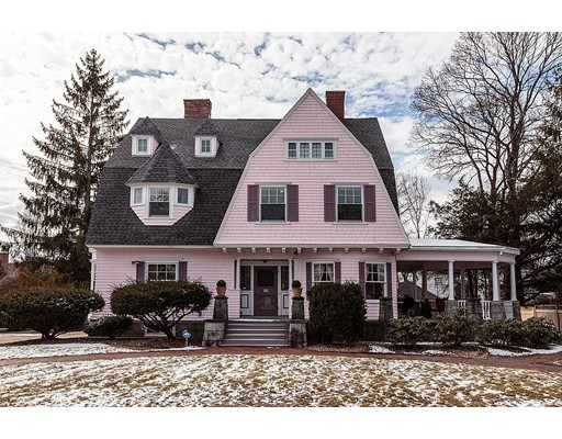 86 Bacon Street, Winchester, MA