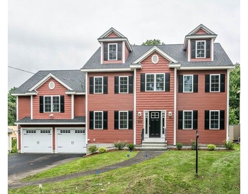 24 Cardington Avenue, Billerica, MA