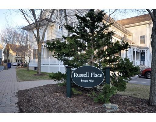32 Russell Place, Arlington, MA 02474