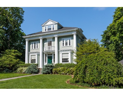 9 Livermore Road Wellesley MA 02481