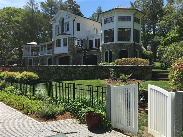 45 Hilltop Road, Weston, MA, 02493,  Home For Sale