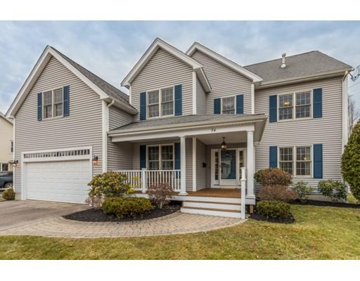 74 Greenwood Aveue, Needham, MA