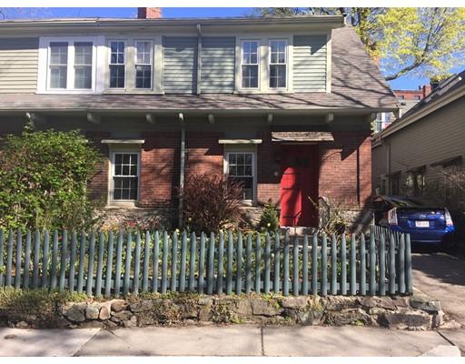 21 White Place, Brookline, MA 02445