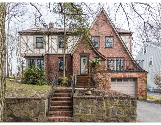 223 Bonad Road, Brookline, MA