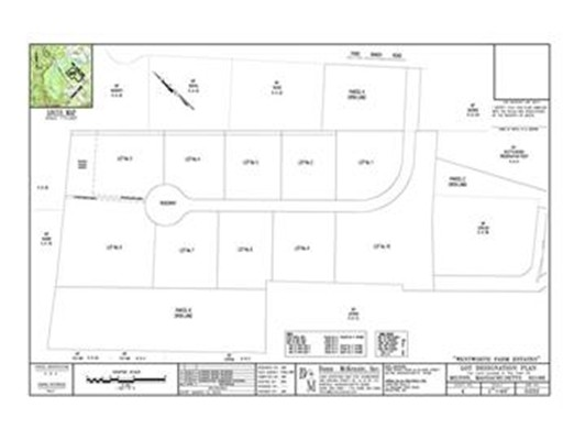 LOT 10 Wentworth FARMS, Milton, MA