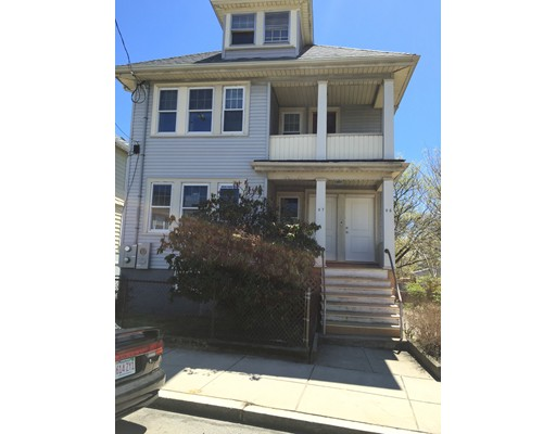 Renovated in 2015. Huge 4 bedroom, 2 full bath unit on the second floor in a multi-family house located in Roslindale. Unit features a living room and a modern kitchen with granite countertops, stainless steel appliances. Gleaming hardwood floors throughout. Coin-op laundry in the basement. 1 GARAGE AND 1 OFF-STREET PARKING INCLUDED IN THE RENT. Easy access to the public transportation, grocery stores, restaurants and shops. Cat friendly for $25/month. Dog is considered on case by case basis for an additional $75/month upon landlord's approval. Security deposit negotiable.