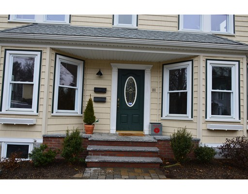 181 Churchills Lane, Milton, Ma 02186