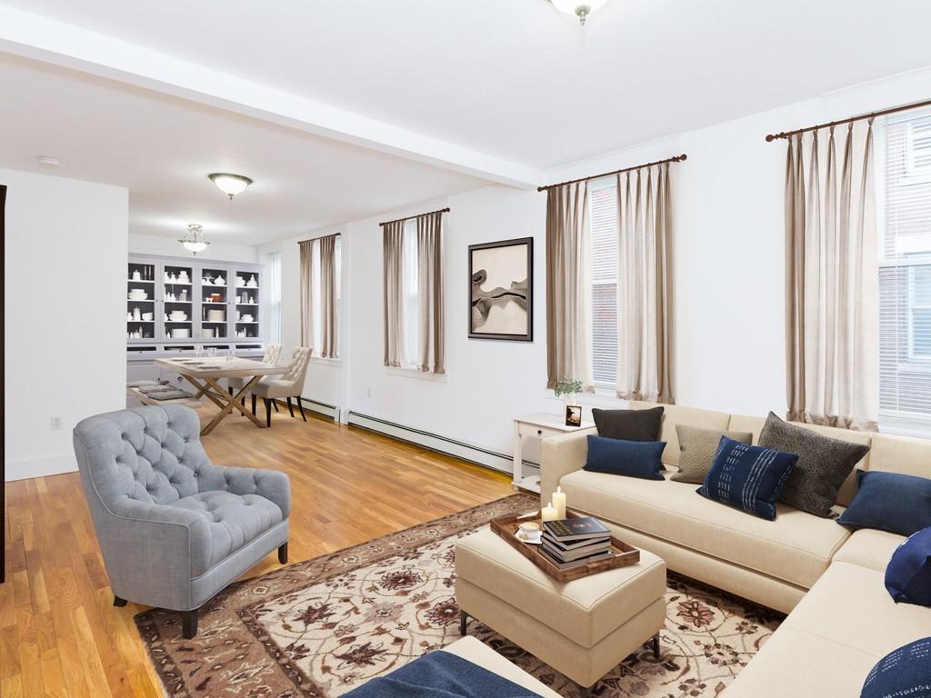 8 Unity Street, North End, Boston, MA, 02113 | Robert Paul Properties