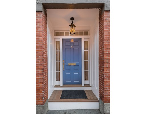 4 Melrose Street, Boston, MA
