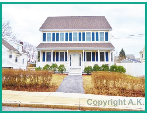 NEWER CONSTRUCTION and BEST HOUSE IN TOWN. A Rare Opportunity to own a Bright and Spacious 2865 sq.ft. 9 room 4 br, 2.5 bath colonial on a large 9,983 sq.ft. lot. in Boston Hyde Park's highly desirable Readville within Walking Distance to MBTA bus and Commuter Rail station! Built in 2014 this beautiful Single Family boasts a modern gourmet kitchen with granite counters, a large island with a dining area, stainless steel appliances, a huge master bedroom suite with his and hers walk-in closets, beautiful marble bath with a jacuzzi, shower and double vanity, formal Dining Room. Enjoy the convenience of the attached 2 car Garage, Finished Attic, large level yard suitable for entertaining friends and family, High efficiency heating system, Central Air and a very Large Basement. Easy access to Downtown Boston, Rte.95/128, Stony Brook and Blue Hills Reservations, Legacy Place and historic Dedham Sq.make this property a Rare Find for All Qualified Buyers. OH SUN 12:00 - 1:30.