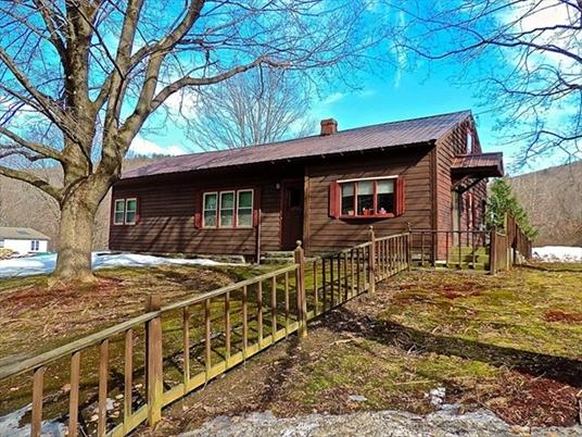 300 Main Road, Colrain, MA<br>$169,500.00<br>1.6 Acres, 3 Bedrooms