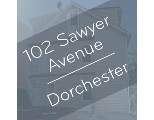 102 Sawyer Avenue, Boston, MA 02125