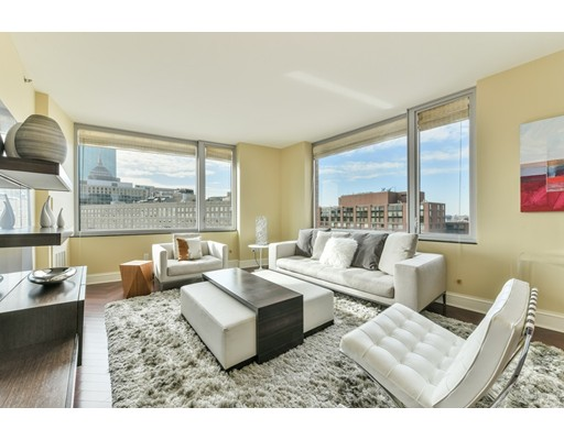 Condominium/Co-Op for sale in One Charles Street, 1412 Back Bay, Boston, Suffolk