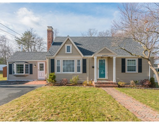 27 Stoughton Road, Dedham, MA
