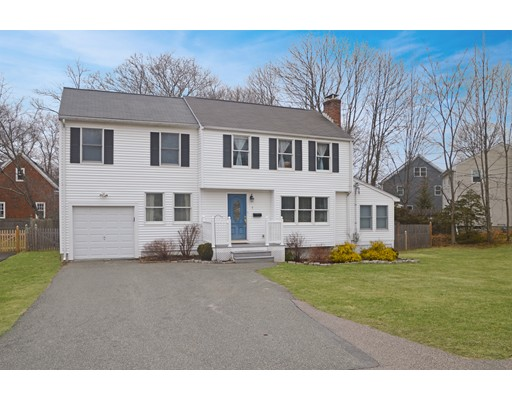 7 Hillside Avenue, Needham, MA