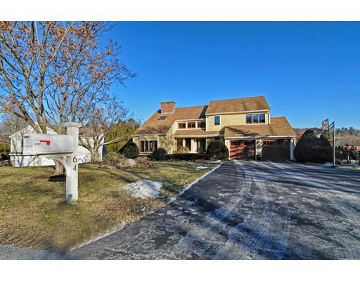 64 Fox Hill Road, North Andover, MA