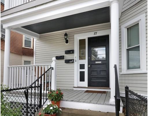 77 Wheatland Street, Somerville, MA 02145