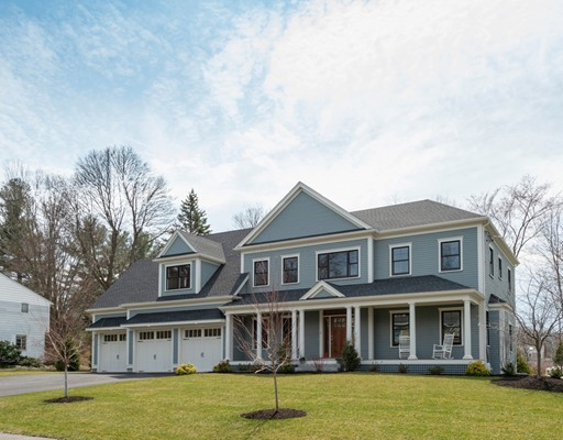 11 Fairbanks Road, Lexington, MA