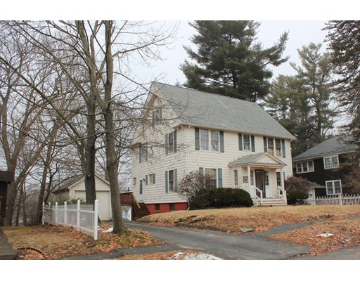 76 Moore Avenue, Worcester, MA