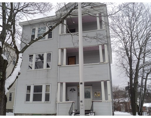 86 Houghton Street, Worcester, MA 01604