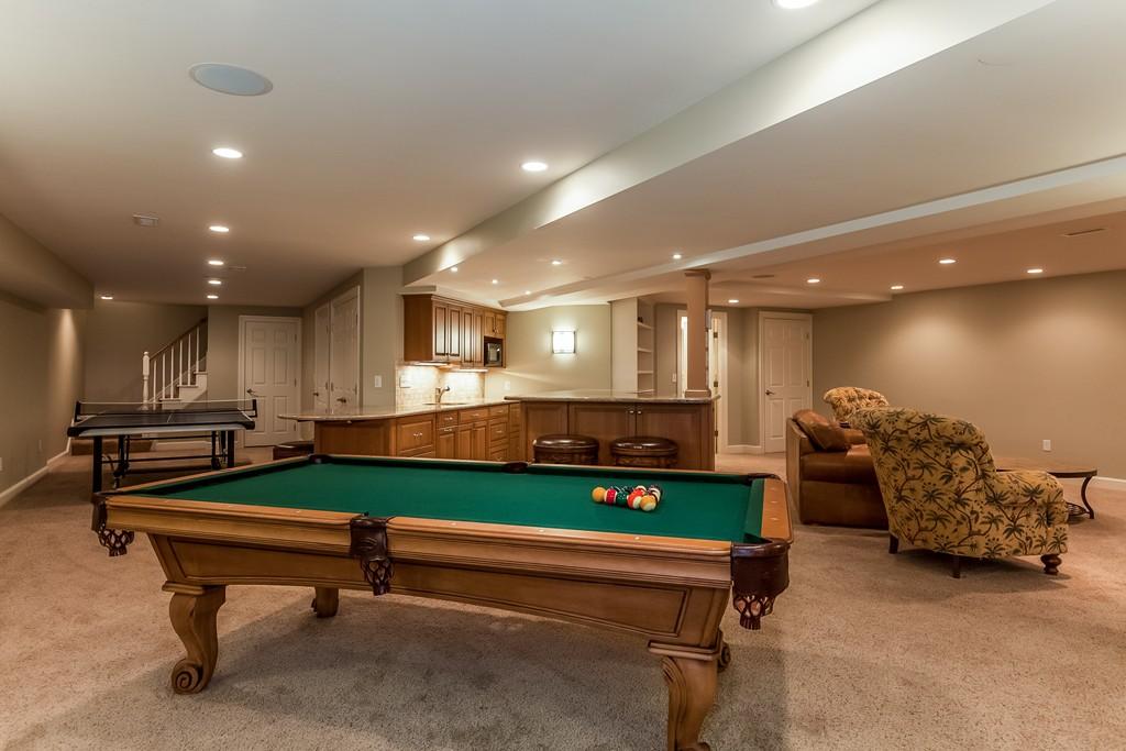 Stevens Circle Westwood MA Jack Conway - Westwood pool table