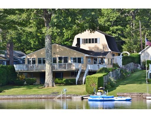 77 North Gate Island Road, Otis, MA