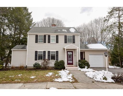 15 New Meadows Road, Winchester, MA