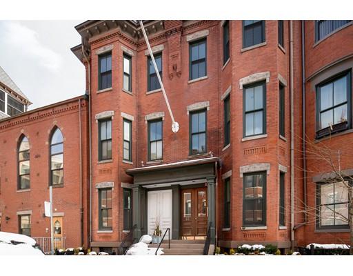 44 Chandler Street, Boston, MA 02116