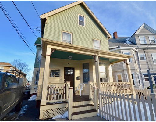3 Dartmouth Street, Somerville, MA 02145