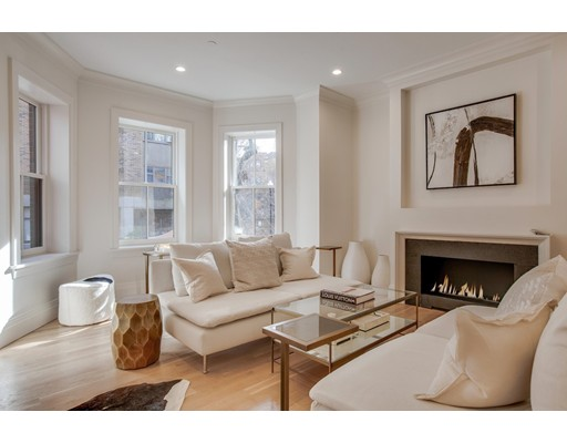 Condominium/Co-Op for sale in 67 Saint Botolph Street, 1 Back Bay, Boston, Suffolk