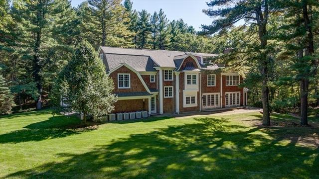 400 Concord Rd, Weston, MA, 02493,  Home For Sale