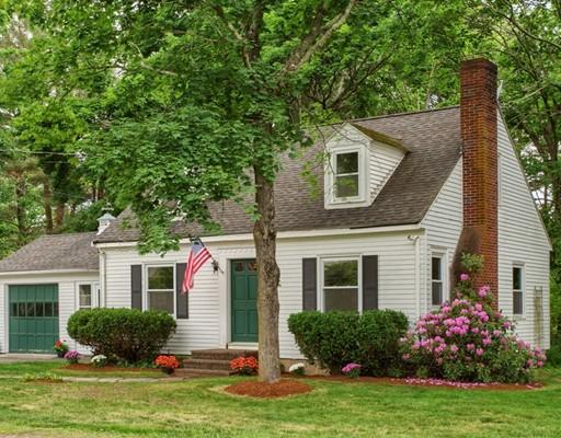 822 Barretts Mill Road, Concord, MA